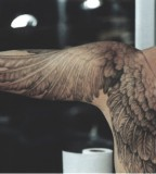 Tattoo wings