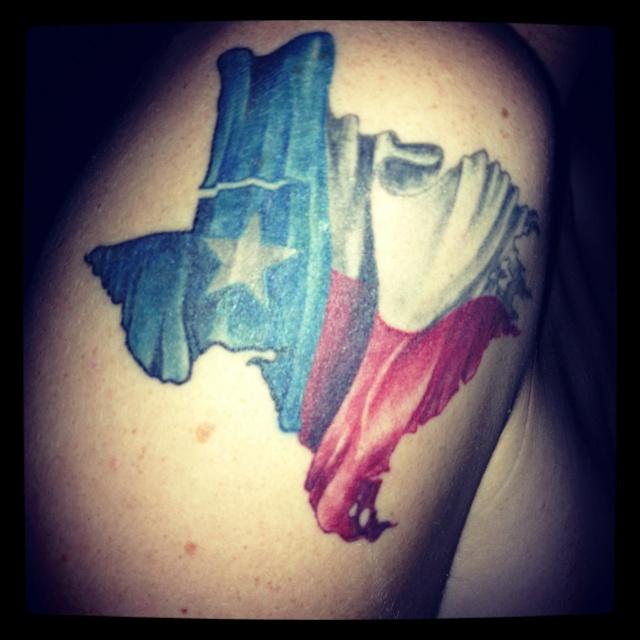 Texas Tattoo Tattoomagz Tattoo Designs Ink Works