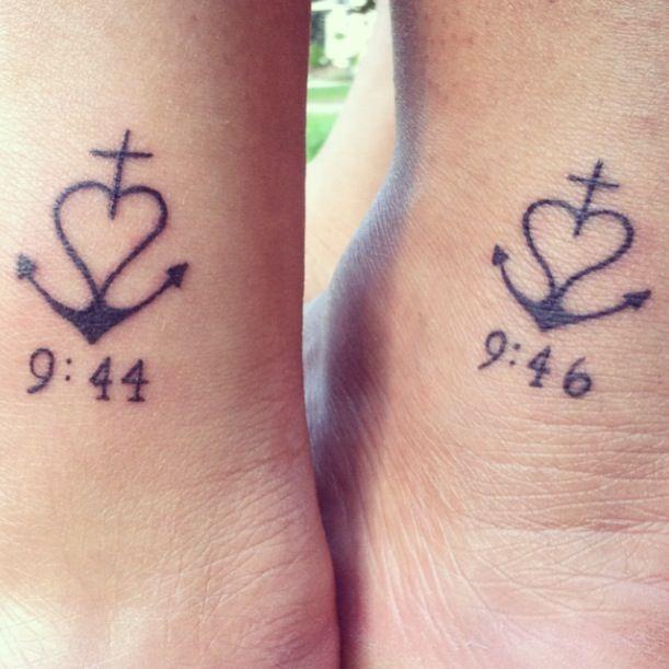 Twins tattoo