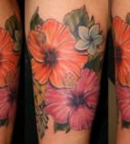 Ultimate flowers tattoo