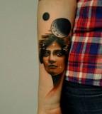 Women Marcin Aleksander Surowiec tattoo