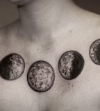 alex tabuns moon phases chest tattoo