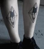 amazing geometric tattoo designs