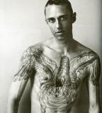 animals tattoo on human