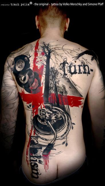buena vista tattoo club turntablism