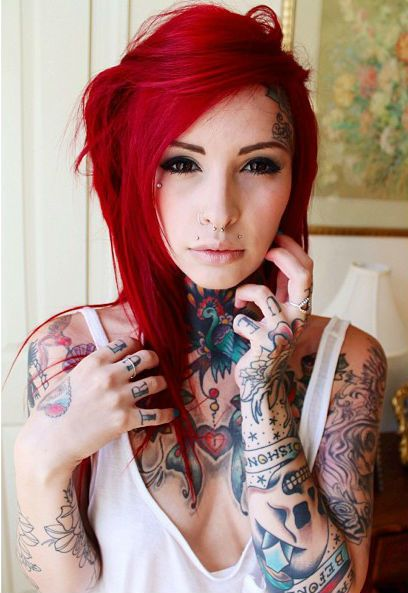 dangerous women tattoo