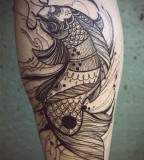 david hale tattoo carpa