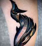 david hale tattoo shark