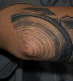 elbow tattoo camera