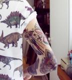 elbow tattoo funny arm sleeve
