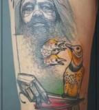 jessica mach and peter aurisch tattoo