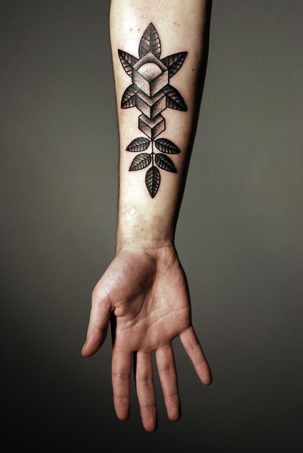 Kamil Czapiga tattoos