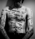 man words tattoo