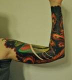 marcin aleksander surowiec tattoo full arm sleeve