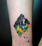 mariusz trubisz mountain tattoo