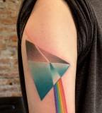 mariusz trubisz pink floyd tattoo