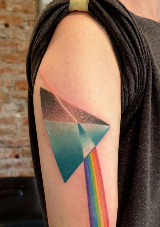 Mariusz Trubisz Pink Floyd Tattoo Tattoomagz Tattoo Designs