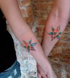 mariusz trubisz stars couple's tattoo