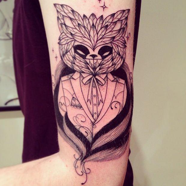supakitch tattoo greenman