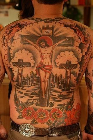 Amaizing tattoo by Jason Donahue Idle Hand