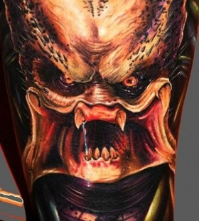 Awesome tattoo by Andy Engel
