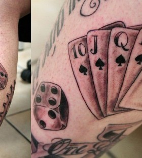 Dice-Poker-Cards-Tattoo