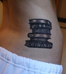 Great books tattoo
