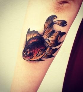 Great fish tattoo