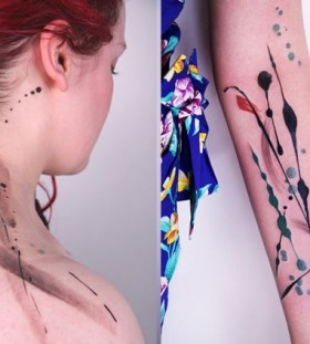 Inspiring tattoo by Amanda Wachob