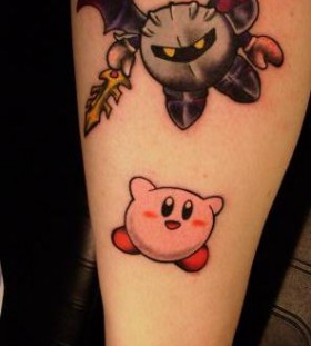 Kirbymetak games tattoo