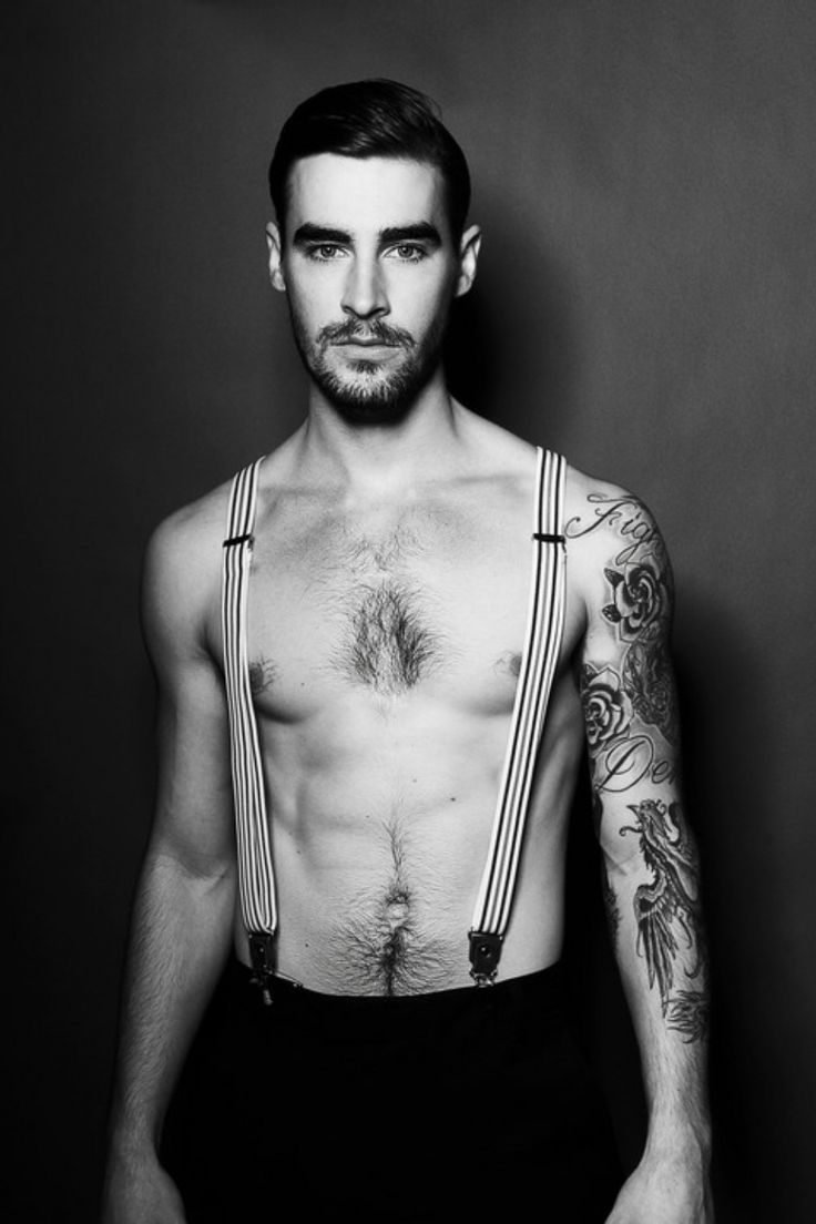 Lovely man tattoo