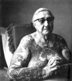 Old women tattoos