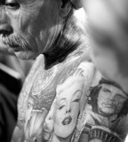 Pretty old men tattoo