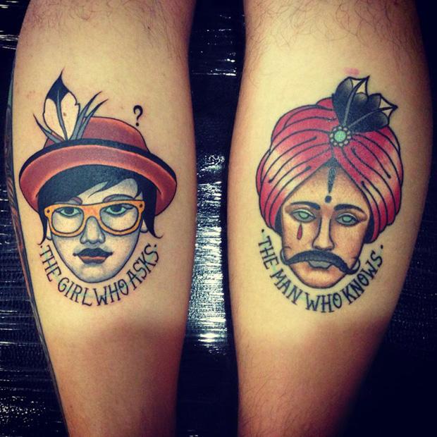 aivaras lee tattoo portraits