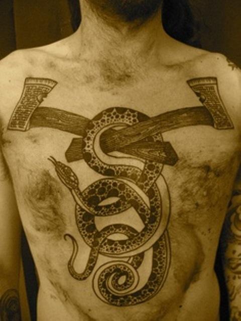 Tattoos by Liam Sparkes