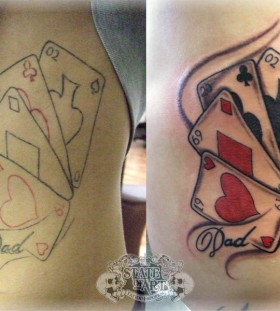 playing-cards-and-dice-tattoo-sweet-beautifull-cute-boy-girl-cards-tattoo