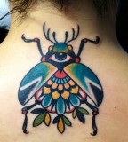 virginia elwood tattoo cyclops bug