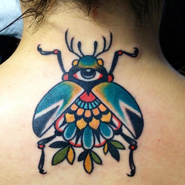 virginia elwood tattoo cyclops bug
