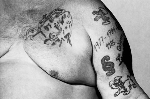 Amaizing prison tattoos