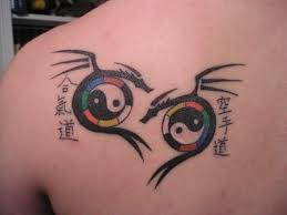 Nice chinese tattoo