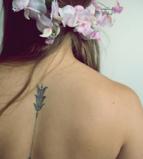 arrow tattoos for girl