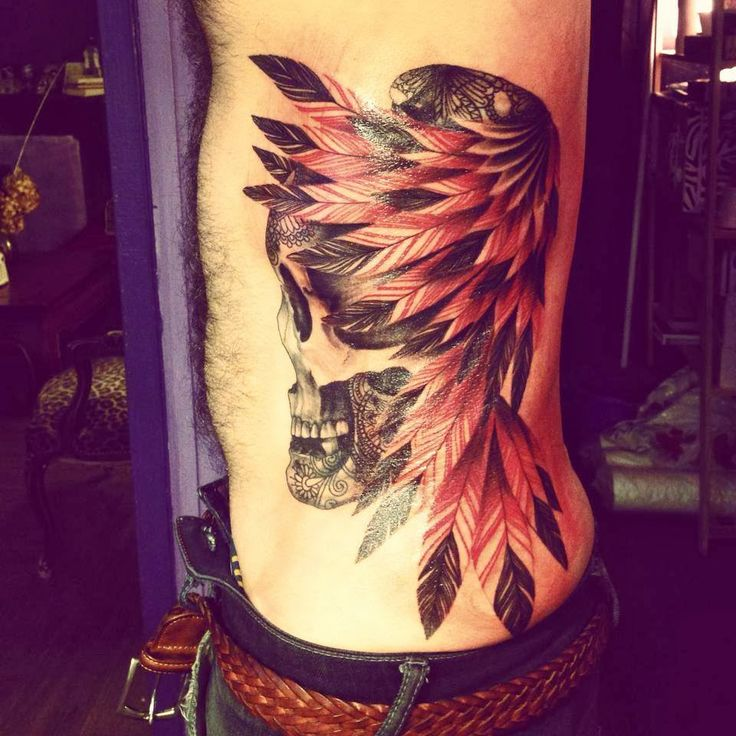 red tattoo by dodie