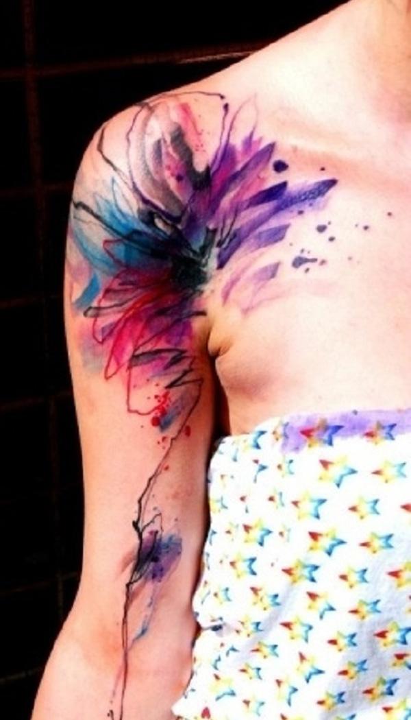 shoulder tattoo