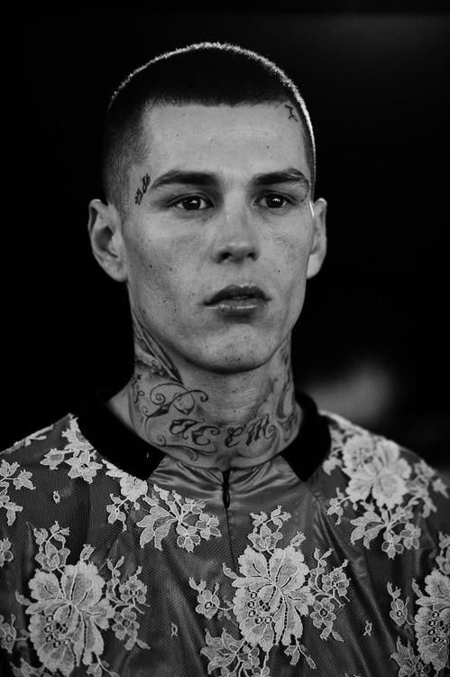 Amaizing man tattoo