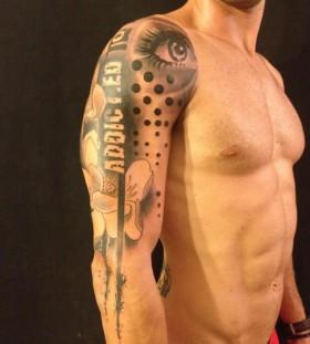 Amaizing tattoo by Pietro Romano