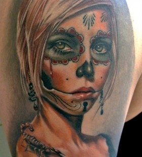 Awesome tattoo by Art Junkies