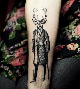 Awesome vintage style tattoos