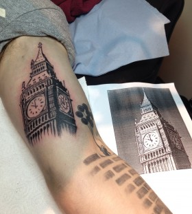 BigBen tatoo