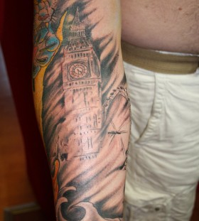 Big_Ben_detail_by_SimplyTattoo