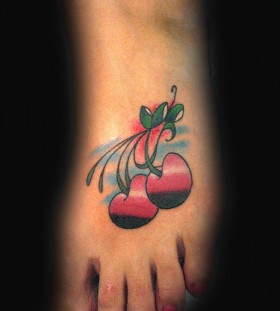 Cherry-Tattoos